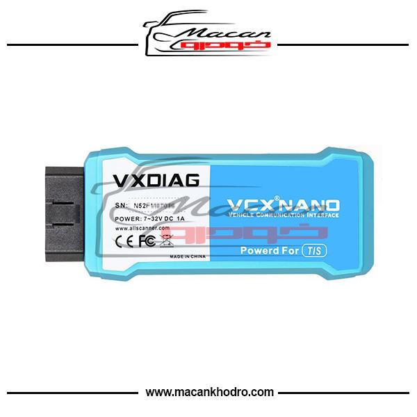 دیاگ تویوتا مدل VCX