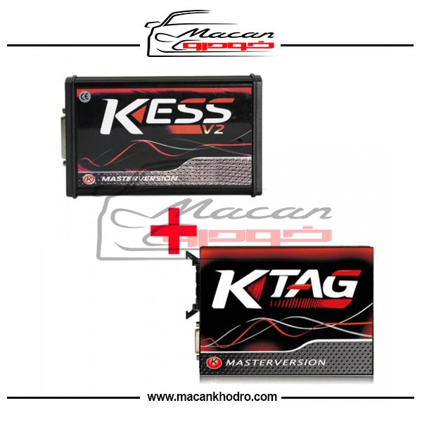 پروگرامر Kess V2 و KTAG