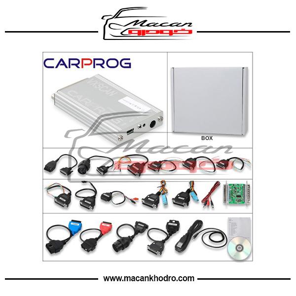 پروگرام Carprog