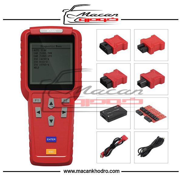 دستگاه تعریف سوییچ و اصلاح کیلومترXTOOL X100 Pro
