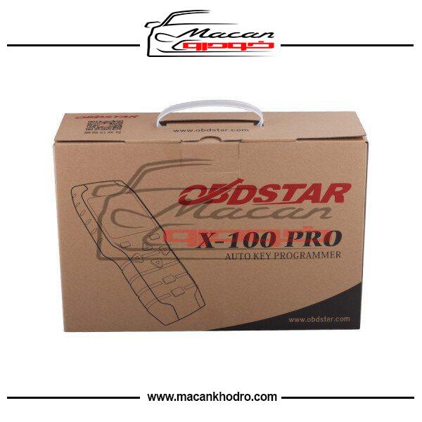 دستگاه تعریف سوییچ و اصلاح کیلومتر OBDSTAR X-100 PRO