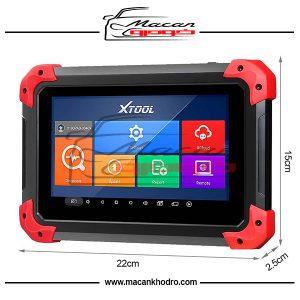 دستگاه تعریف سوییچ و اصلاح کیلومتر XTOOL X100 PAD