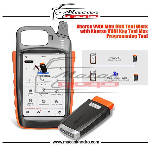 ماژول VVDI Mini OBD Tool