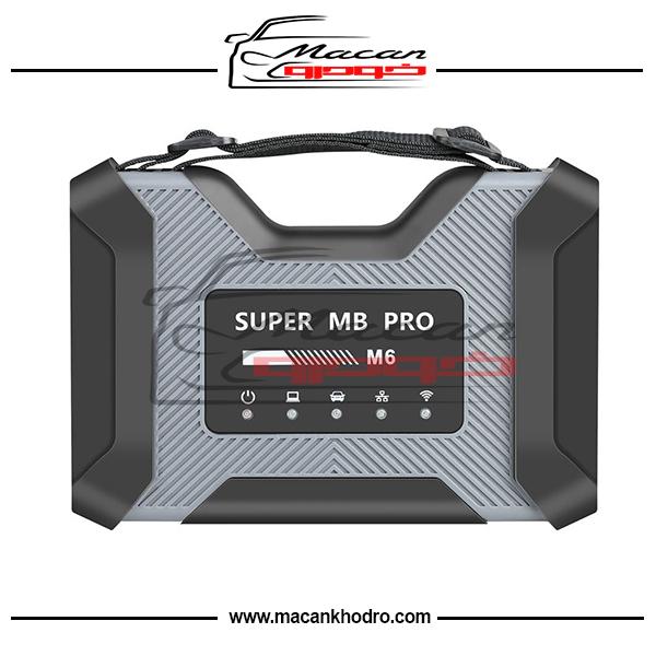 دیاگ بنز Super MB Pro M6