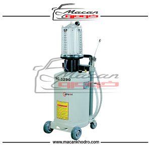 ساکشن روغن موتور HPMM