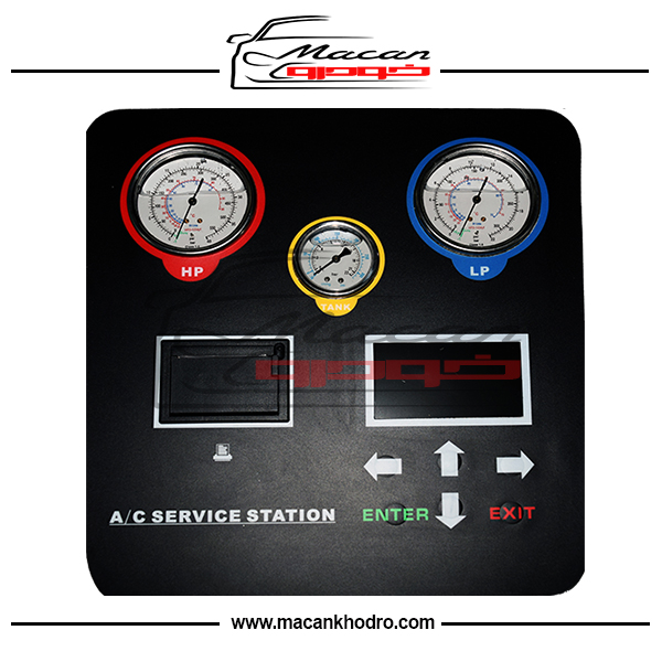 دستگاه شارژ گاز کولر تکتینو مدل RCC-10A